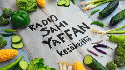 Radio Sami Yaffan kesäkeittiö -logo