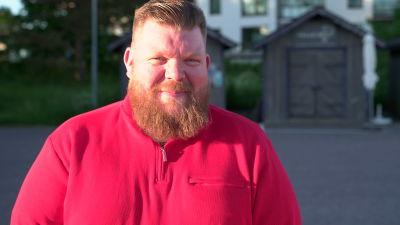 Personporträtt av Tony Särs.