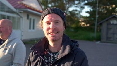 Personporträtt av Marko Niemi.