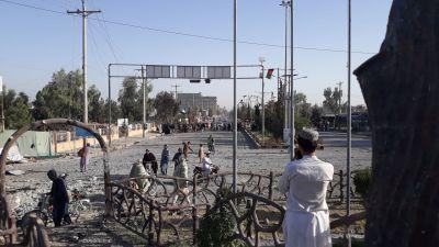 Taliban sai haltuunsa Helmandin maakunnan pääkaupungin Lashkar Gahin elokuussa.