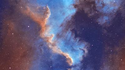 Cygnus Wall -tähtisumu