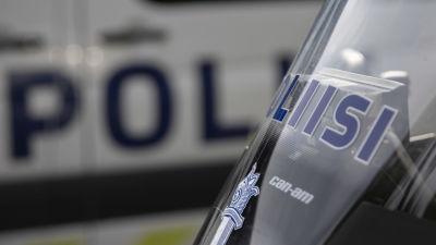 Polisens logga.