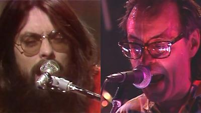 Jim Pembroke Wigwamin solistina 1975 ja Q-klubi-ohjelmassa 1991.