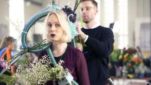 Mira Eskelinen ja Aki Turunen
