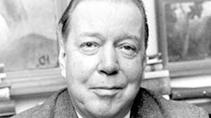 Kirjailija Mika Waltari