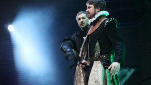 Kuva Kustaa Vaaasa -oopperasta 2018