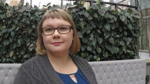 försäkringsexpert Hanna Salo, Försäkrings- och finansrådgivningen FINE