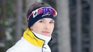 Jasmin Kähärä.