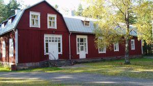 Ungdomsgården Furutorp i Hitis