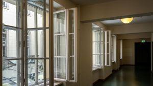 Avoimia ikkunoita
