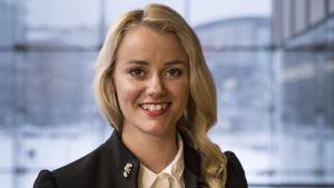 Pauliina Pajunen, kommunikationschef vid TUI.
