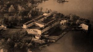 Lapinlahden mielisairaala 1930-luvulla