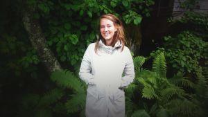 Sannah Nedergård kom in på Teaterhögskolans magisterprogram.