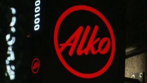 Alko-skylt