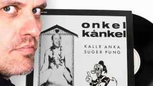 Lasse Grönroos och Onkel Kånkels skiva,
