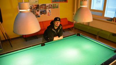 Ungdomsledare Mats Holmström, Borgå stad
