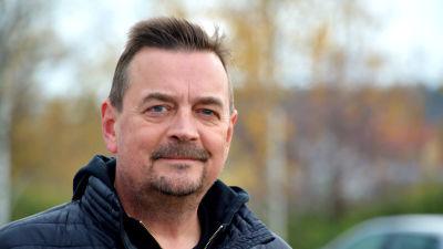 Ben Wickström - ordf. för Hembygdens vänner i Paipis