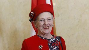 Danmarks drottning.