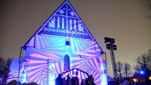 Ljusfestivalen i Borgå - Borgå ljus 2021