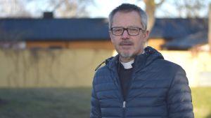 Porträttbild på Anders Lindström.