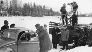 filminspelning 1958