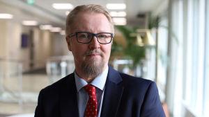 Lapin AVI:n pelastustoimen johtajaksi valittu Joni Henttu.