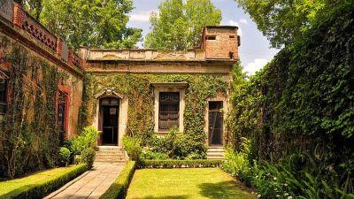 Trotskijs hus i Mexico City
