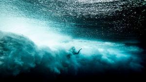 Pro Teahupo'o 2018 -surffauskilpailu on käynnissä Tahitilla.