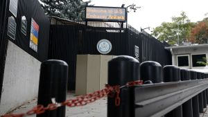USA:s ambassad i Ankara.