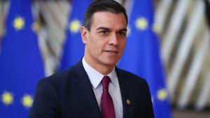 Espanjan pääministeri Pedro Sánchez