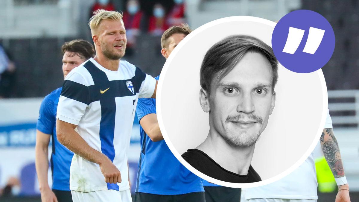Kolumn: Träning är träning, men det var omöjligt att inte förundras, förfasas och förfäras av Finlands prestation