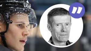 NHL-kolumnens vinjett med Jesse Puljujärvi.