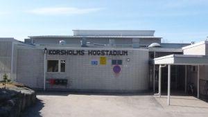 Korsholms högstadium i Smedsby