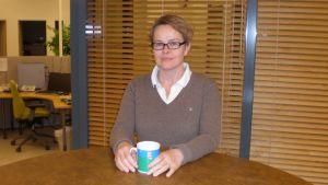 Ombudsman Britt-Louise Rosengård-Aspnäs