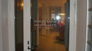Magistratens kontor i Jakobstad