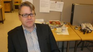 Peter Östman, KD-kandidat i riksdagsvalet 2011