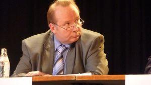 Borgå sdp:s ordförande Tapani Eskola