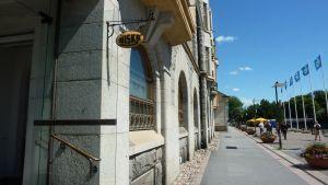 Pub Niska i Åbo. Juli 2012