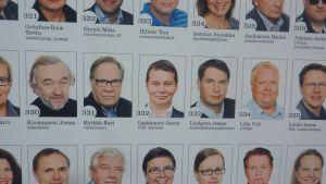 Janne Laakkonen blev röstkung bland Samlingspartisterna i Lojo 2012.
