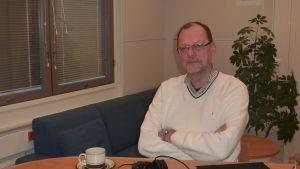 Martin Glader ordförande i Pojo kyrkoby byförening