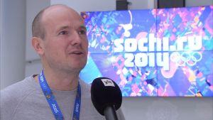 Erik Westberg är sportchef på Viasat.
