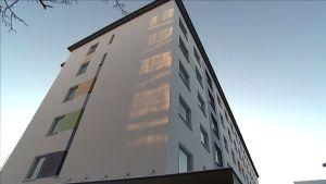 VTS talo Tampereella