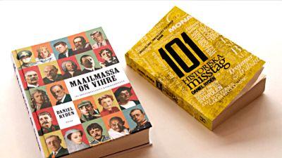 Bokomslag till Daniel Rydéns böcker
