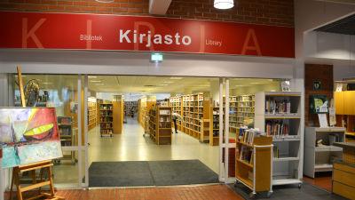 Kemin kirjasto.