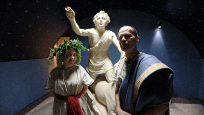 Yle Tampereen museokierros: Museokeskus Vapriikki – Ostia, portti Roomaan