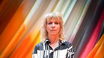 Katharina Grosse, HAM, Helsingin taidemuseo