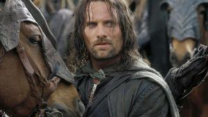Viggo Mortensen Aragornina.