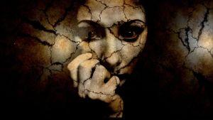 rädsla kvinna