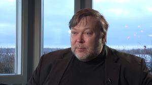 Kirjailija Markus Leikola