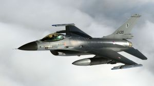Royal Netherlands Air Force F-16 Fighting Falcon